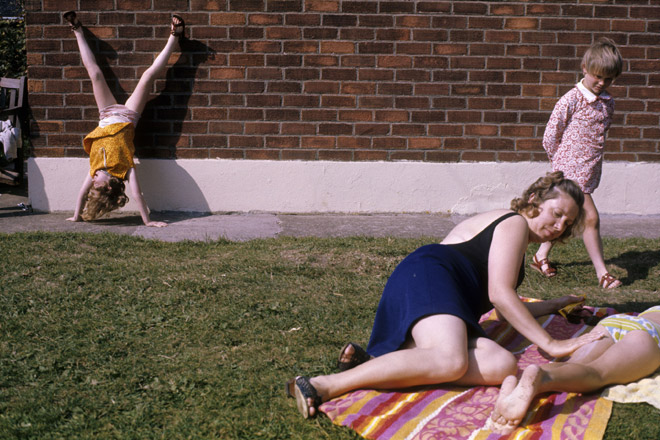 Butlins Filey, Yorkshire, summer 1972