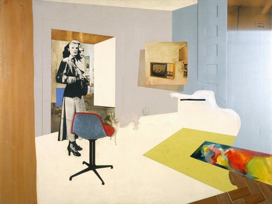Richard Hamilton Interior II 1964