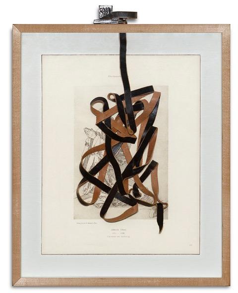 Fe » , reproducción y t-filim sobre madera, 50 x 40 cm, 2014