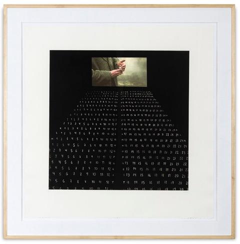 Nostalgia (homenaje a Tarkovski) » , serie Rodar, aguafuerte e impresión digital sobre papel, 82 x 79 cm, 2008