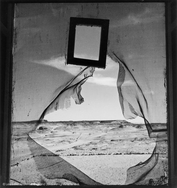 Portrait of Space, Al Bulwayeb, Near Siwa, Egypt 1937