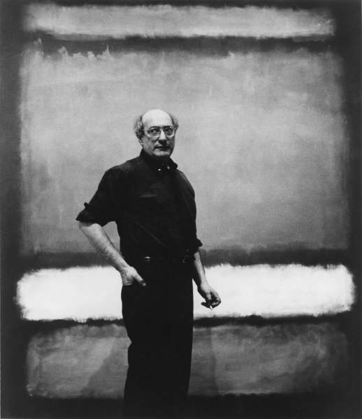 3 | P a g eMark Rothko with No. 7, 1960, photograph attributed to Regina Bogat, reproduced courtesy of The Estate of Mark Rothko.