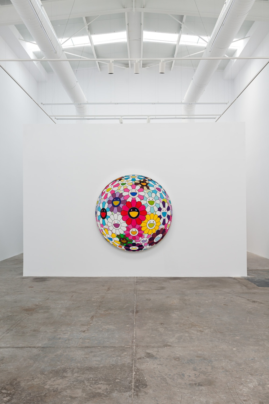 Takashi Murakami, Art Projects Ibiza Installation view, 2015 Artwork © 2015 Takashi Murakami/Kaikai Kiki Co. Ltd. All Rights Reserved. Courtesy of the artist and Blum & Poe, Los Angeles/New York/Tokyo Photography: Andrea Rossetti