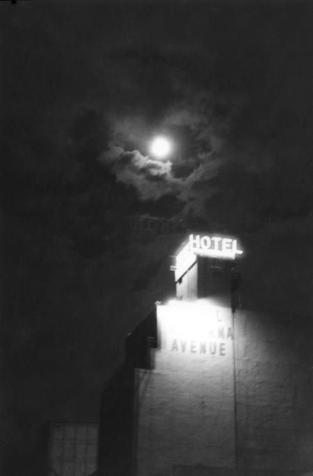 Las promesas nocturnas, 2009. Joseph La Mela