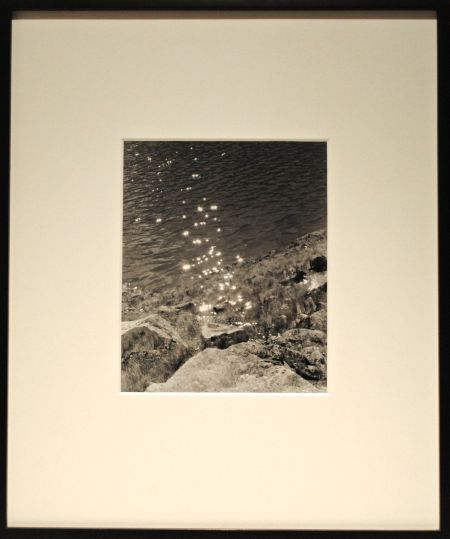 La piel del agua I Nevado de Toluca 2013 52 x 49.5 cm DISPONIBLE