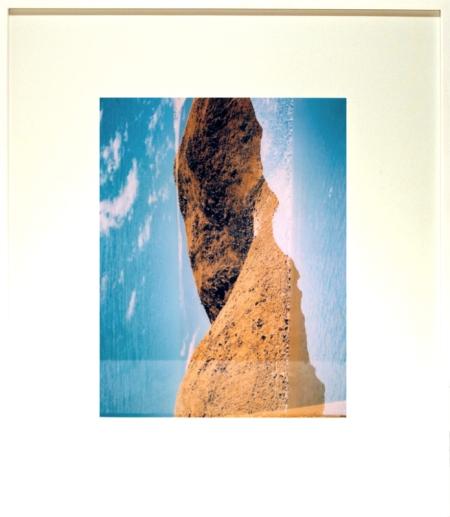 Piedras y Cielo Nevado de Toluca 2013 49 x 56.5 cm DISPONIBLE