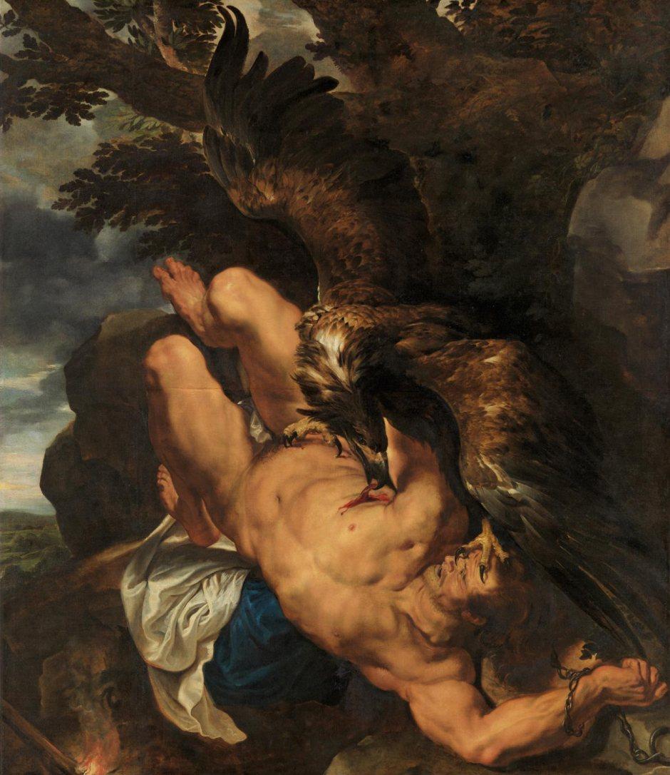 Peter Paul Rubens / Prometeo encadenado / c. 1611-12 /