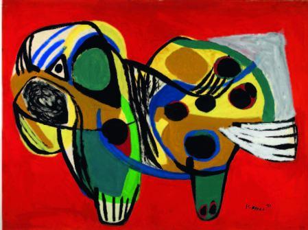 Karel Appel chien-01