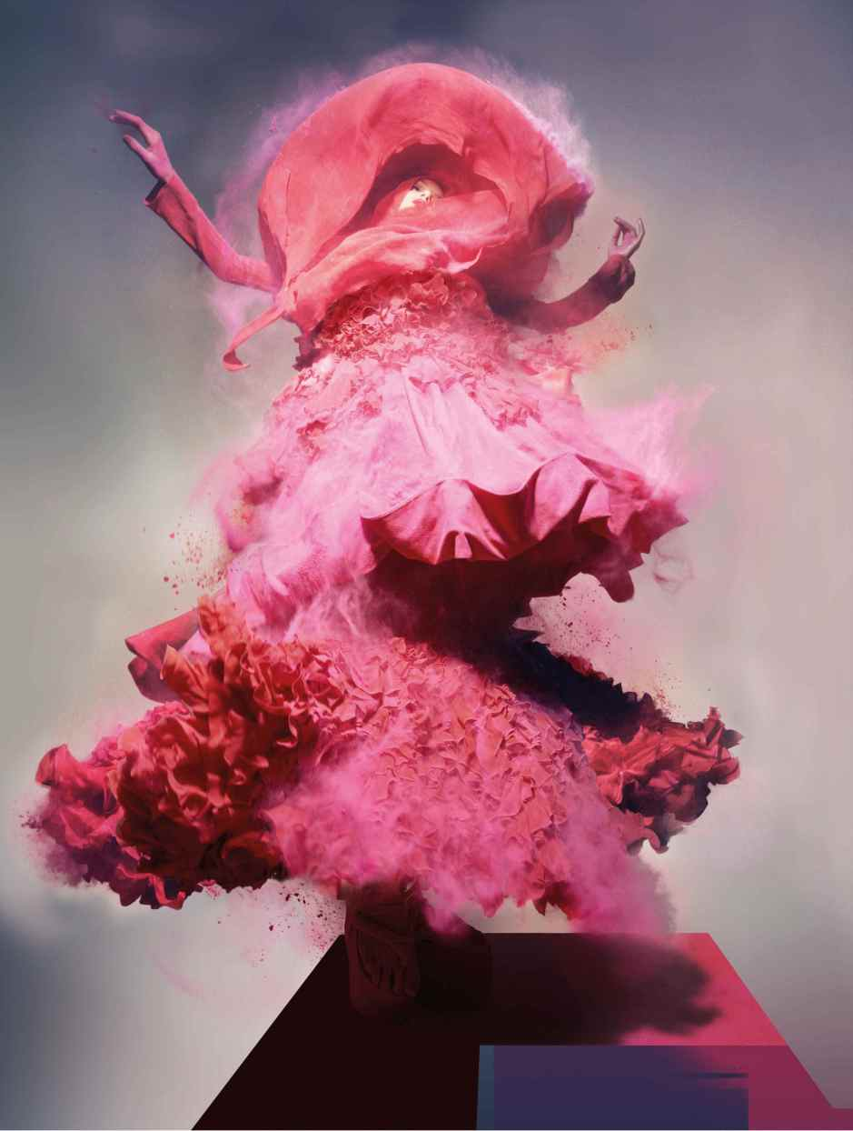 Nick Knight Lily, 2008 Hand-coated pigment print Christophe Guye Galerie, Zurich