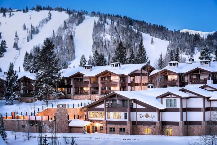 Stein Eriksen Lodge Winter