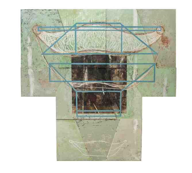 Geometría Quieta. Víctor Guadalajara