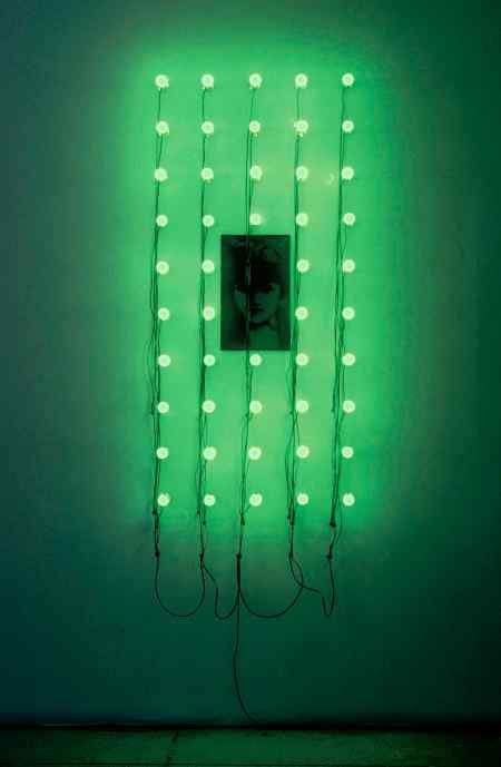 Boltanski Lumieres green