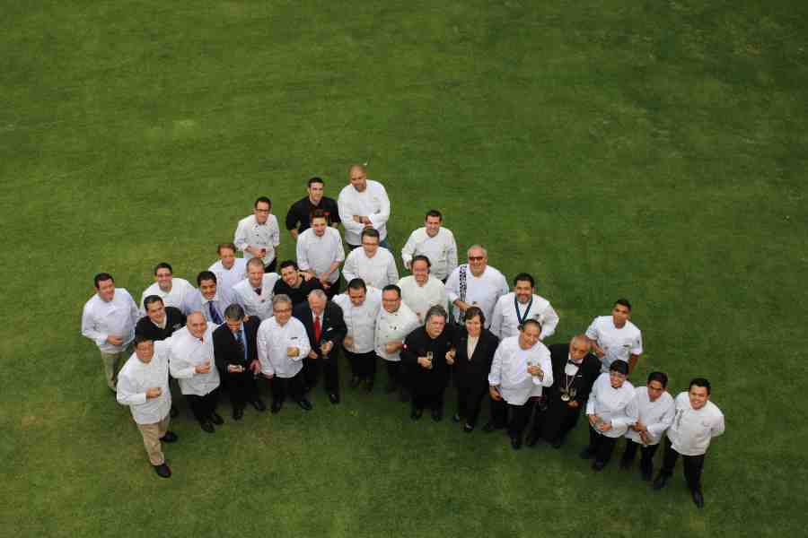 Chefs Goût de France 2016
