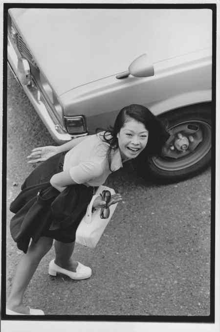 Masahisa Fukase From Window 1974 © Masahisa Fukase Archives. Courtesy Michael Hoppen Gallery.