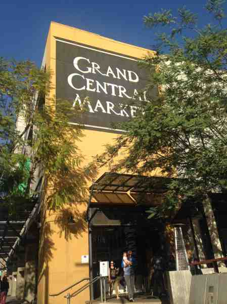 Grand Central Market © L´ENFER DES ARTS MAGAZINE