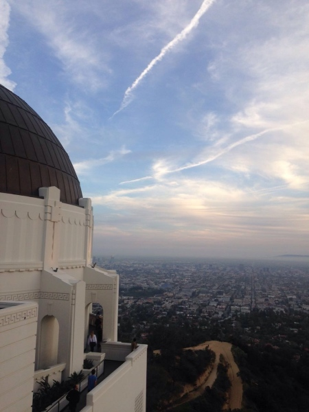 Griffith Observatory © L´ENFER DES ARTS MAGAZINE