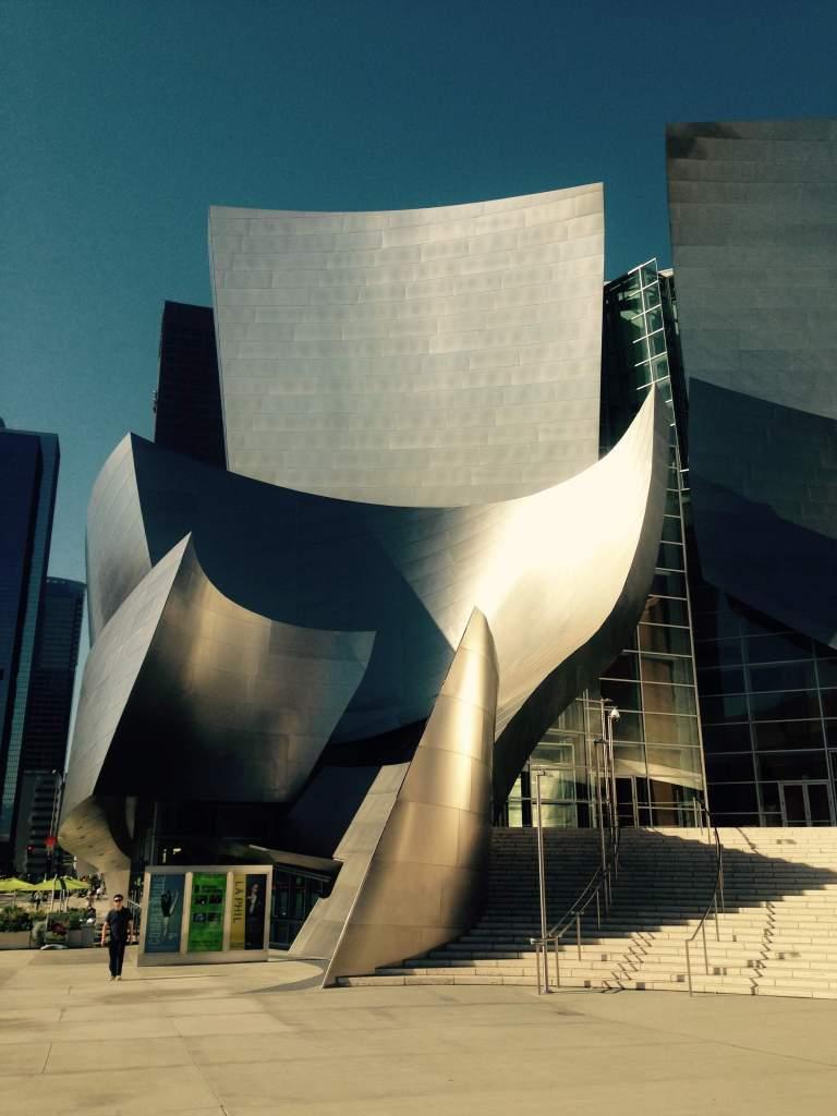 "Walt Disney Concert Hall ""La Phil"" © L´ENFER DES ARTS MAGAZINE"