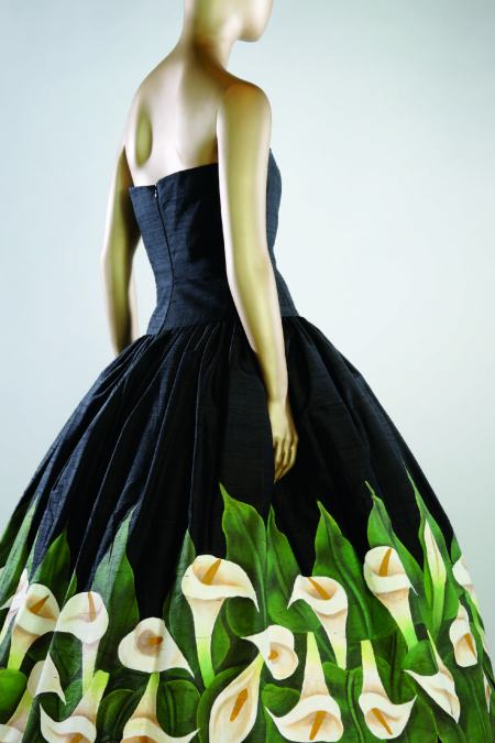 ©Arturo González de Alba Armando Mafud. Vestido circular strapless corte princesa, ca. 1998 Col. Particular