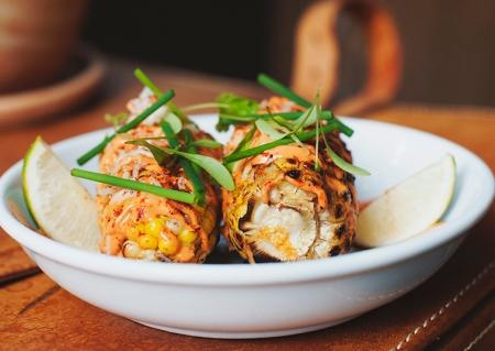 Speakeasy 21 -Grilled Corn