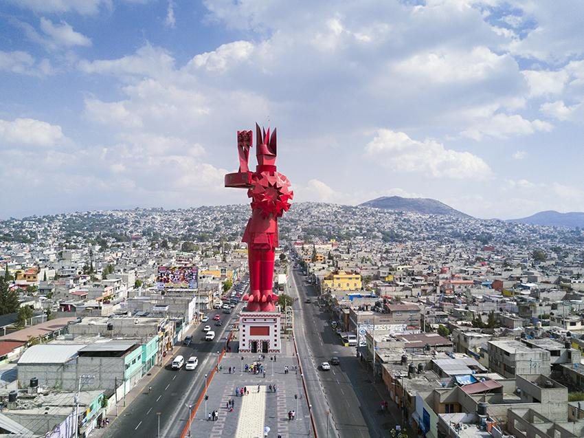 Guerrero Chimali, Chimalhuacan, Nezahualcoyotl, Estado de Mexico, Mexico
