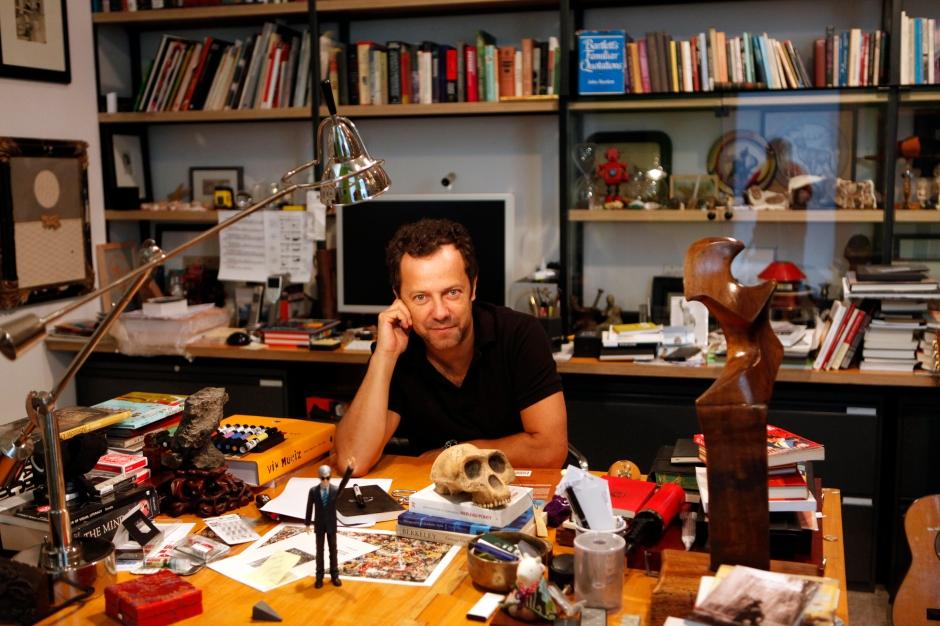 Fotografía del artista, 2010 Fotógrafo: Lucas Blalock