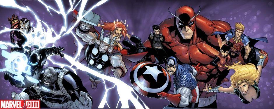 AvengersAtlas_Covers1-4_Ramos