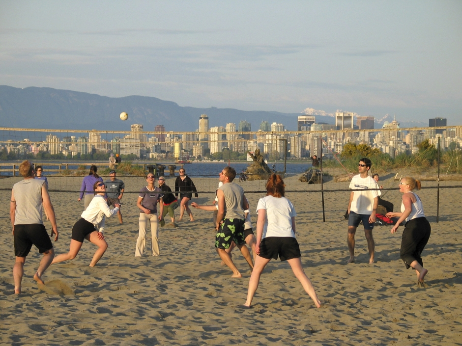 Beach Volleyball in Kitsilano.jpg