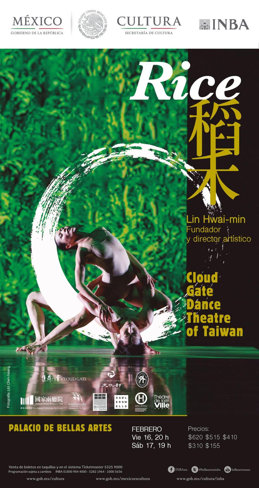 RICE: la coreografía que busca despertar el corazón – L\'enfer des arts